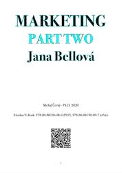 Bellová Jana. Marketing. Part Two.